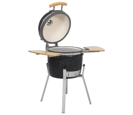 """Kamado Barbecue Grill Smoker Ceramic 29.9"""""""