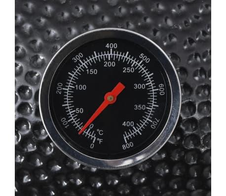 Kamado barbecue grill smoker keramisch 76 cm[8/8]