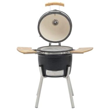 Kamado barbecue grill smoker keramisch 76 cm[2/8]