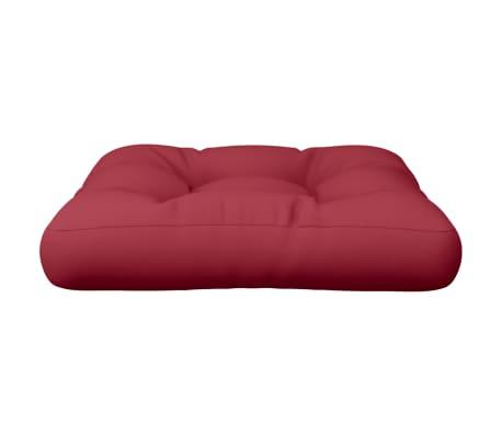 auflagen sitzpolster polster sitzkissen 60 x 60 x 10 cm rot g nstig kaufen. Black Bedroom Furniture Sets. Home Design Ideas