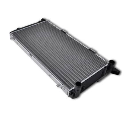 Radiateur/Oliekoeler voor Audi 590 x 322 x 34 mm