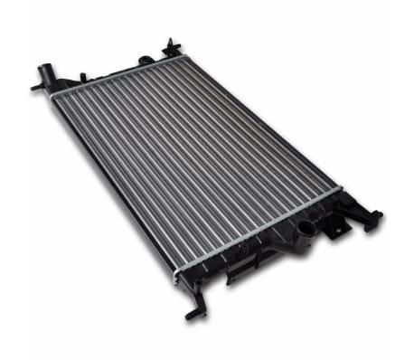 acheter radiateur de refroidissement pour opel 540 x 378 x 23 mm pas cher. Black Bedroom Furniture Sets. Home Design Ideas