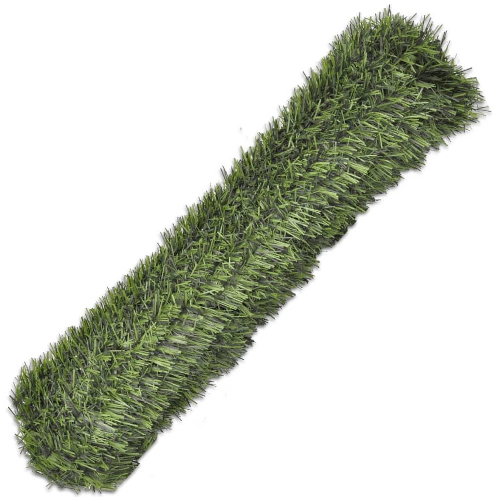 Plot z umělé trávy 300 x 100 cm zelený