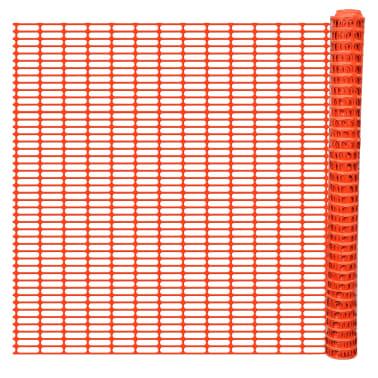 Plastové protisněhové a ochranné pletivo - 50 m - oranžové[1/5]