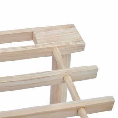 Struttura di legno con 3 mensole per le scarpe 2 pezzi[4/5]