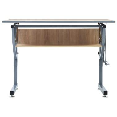 acheter vidaxl table dessin inclinable hauteur r glable pas cher. Black Bedroom Furniture Sets. Home Design Ideas