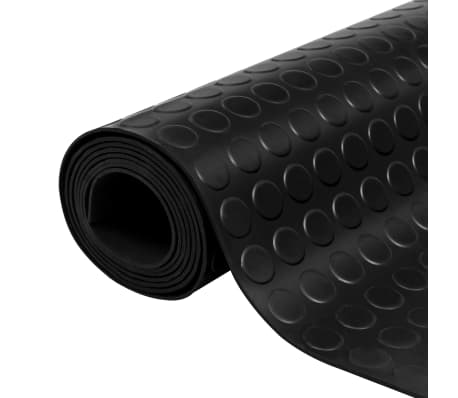 Rubber Floor Mat Anti-Slip with Dots 16' x 3'[1/5]