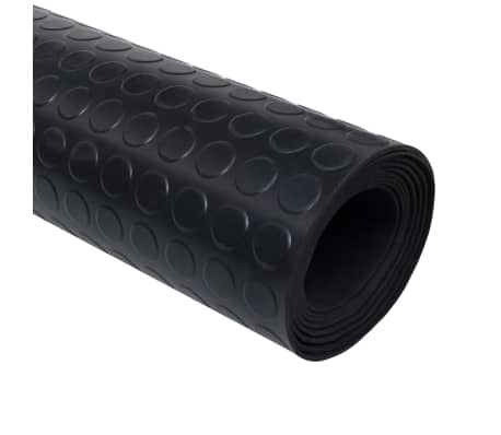 Rubber Floor Mat Anti-Slip with Dots 16' x 3'[2/5]
