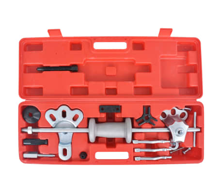 Nine Ways Slide Hammer Puller Set 17 pcs[3/5]
