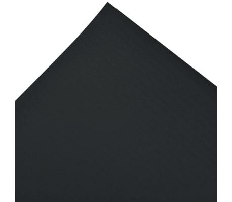 acheter brise vue rouleau pvc 70 x 0 19 m gris fonc pas. Black Bedroom Furniture Sets. Home Design Ideas