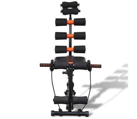 Einstellbarer L-förmiger Bauchmuskeltrainer[2/5]