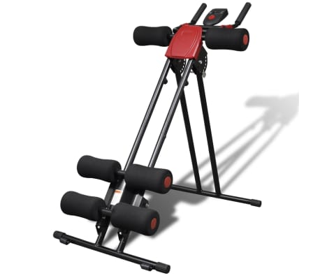 High Quality Foldable Core and Ab Trainer with Display[1/6]