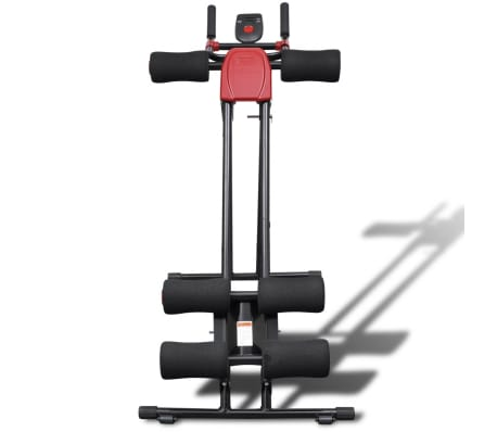 High Quality Foldable Core and Ab Trainer with Display[4/6]