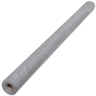 Aluminum Mesh Roll Insect Screen Door / Window 3