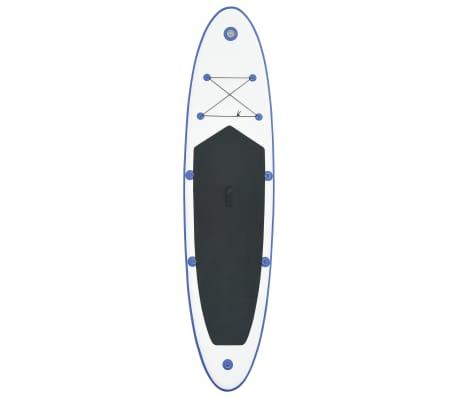 Nafukovací Stand up paddleboard, modro biely[3/6]