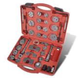 Brake Caliper Piston Wind Back Tool Kit 40 pcs