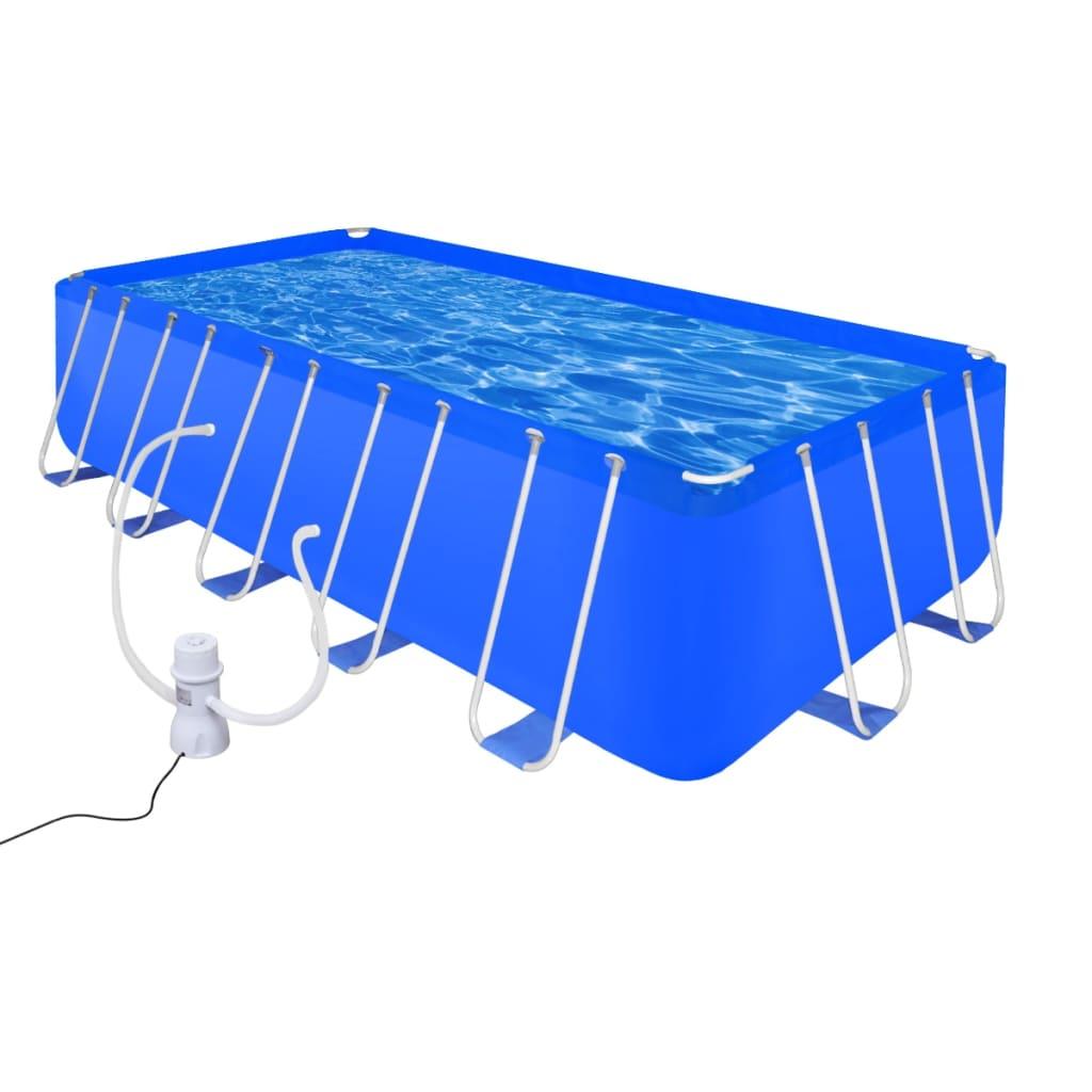Bazén s čerpadlem 540 x 270 x 122 cm