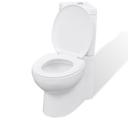 toilet hjørnemodel