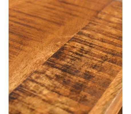 vidaXL Nesting Table Set 3 Pieces Solid Mango Wood[5/6]