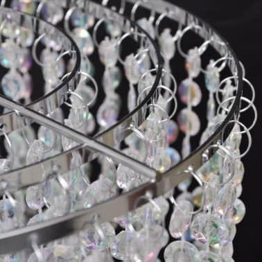 Kroonluchter met kristallen 22,5 x 30,5 cm[6/14]