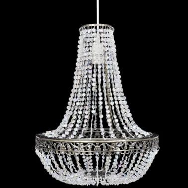 Kristallidega rippuv kroonlühter 36,5 x 46 cm[1/8]