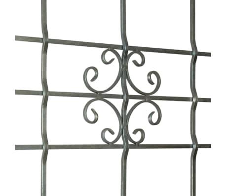 """vidaXL Window Security Grilles 27.2"""" x 44.9""""[4/7]"""