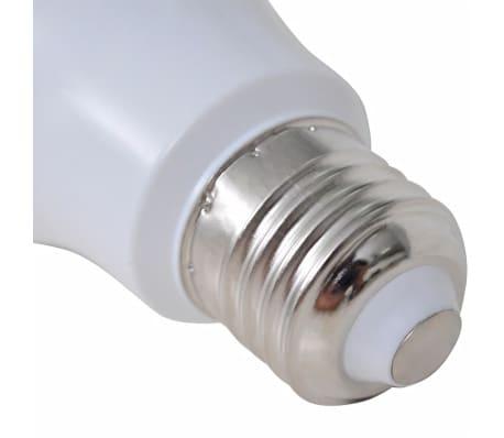 ampoule led 7w blanc chaud 12pcs. Black Bedroom Furniture Sets. Home Design Ideas