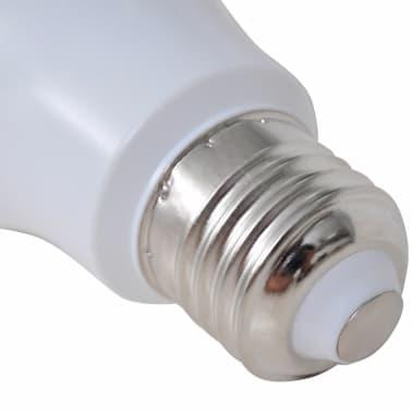 acheter ampoule led 7w blanc chaud 12pcs pas cher. Black Bedroom Furniture Sets. Home Design Ideas