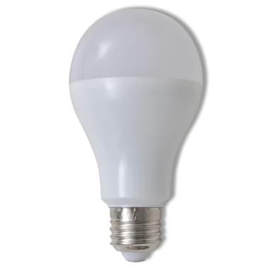 Lampadine led luce bianca calda 6 pezzi 9 w e27 for Lampadine led e27 prezzi