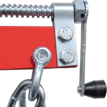 vidaXL Sollevatore con Manico per Motore 900 kg[5/5]