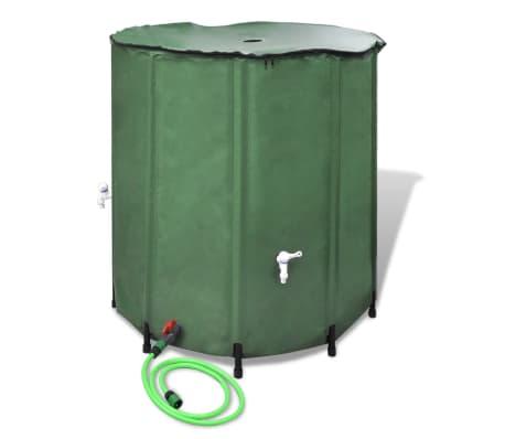 Skládací nádrž pro dešťovou vodu 250L