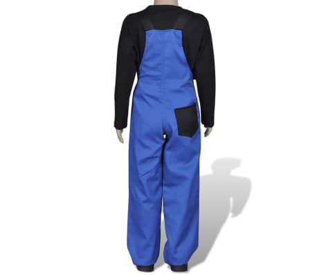 acheter salopette de travail enfant bleu 98 104 pas cher. Black Bedroom Furniture Sets. Home Design Ideas