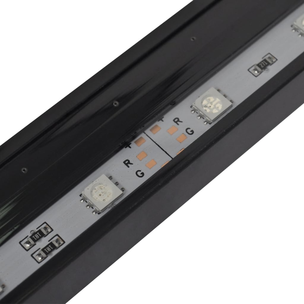 Lampki LED do akwarium, wodoodporne, RGB 32 cm