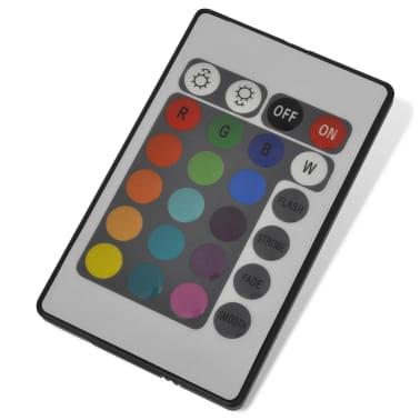 Iegremdējama akvārija LED burbuļlampa, RGB, 32 cm[2/11]