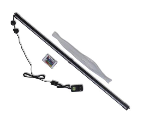 vidaXL Akvarielampa med RGB LED och bubblor 94 cm[1/11]