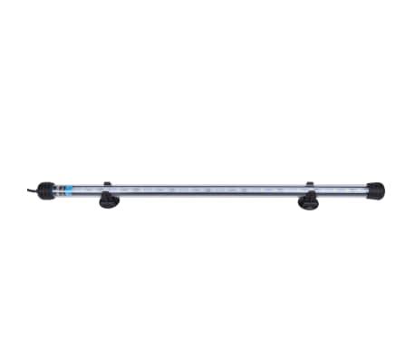 vidaXL Luce a LED per Acquario 48 cm Blu[5/9]