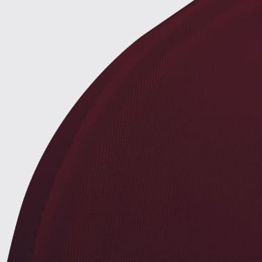 Housse bordeaux extensible pour chaise 6 pièces[7/7]