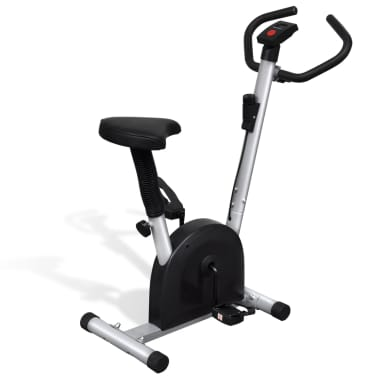 vidaXL Fitness Exercise Bike with Seat[1/6]