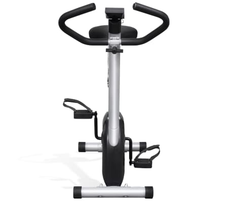 vidaXL Fitness Exercise Bike with Seat[6/6]