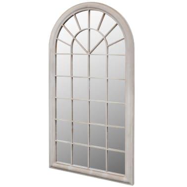 Miroir de Jardin Arche rustique 116 x 60 cm Intérieur et Extérieur[1/3]