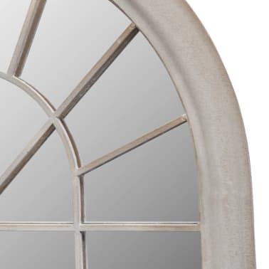 Miroir de Jardin Arche rustique 116 x 60 cm Intérieur et Extérieur[3/3]