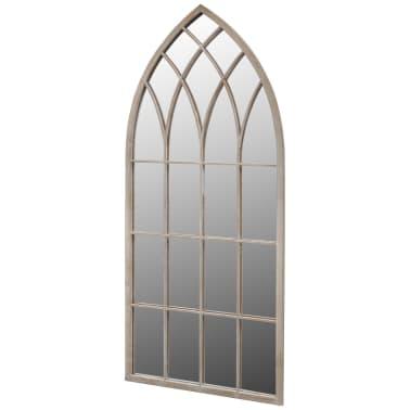 vidaXL Spegel med gotisk design inom-/utomhus 115 x 50 cm[1/3]