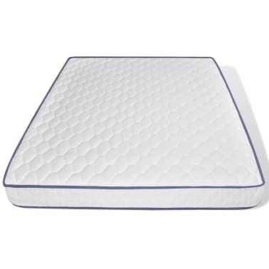 vidaXL Matelas en mousse à mémoire de forme 200 x 160 x 17 cm[2/6]