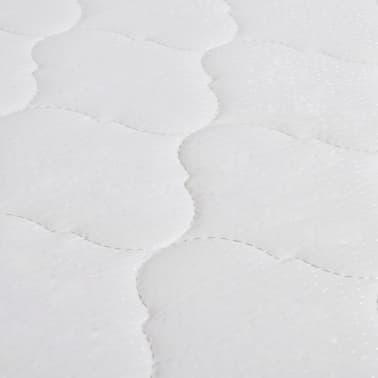 vidaXL Saltea din spumă cu memorie, 200 x 180 x 17 cm[5/6]