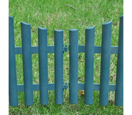 Green Lawn Divider 17 pcs 32.8 ft[4/8]