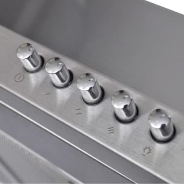 vidaXL Hotte Acier inoxydable 600 mm[6/7]