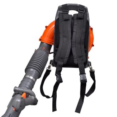 vidaXL Bladblazer rugzak benzine 42,7 cc 900 m³/h[4/6]