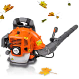 vidaXL 42.7 cc Petrol Backpack Leaf Blower 900 m³/h