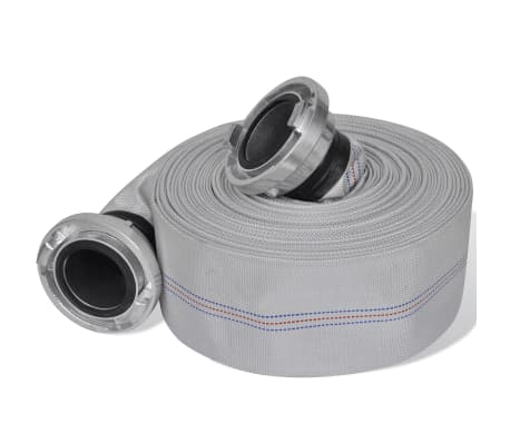 "vidaXL Fire Hose 30 m 3"" with B-storz Couplings"