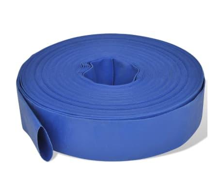"vidaXL Flat Hose 50 m 2"" PVC Water Delivery[1/4]"